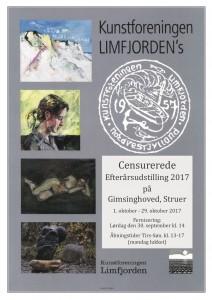 Plakat.2017 EC.Limfjorden